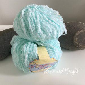 mermaid tail yarn