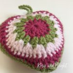 valentines gift ideas crochet heart