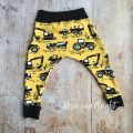 Rosie and Bright Handmade Children's Clothes Digger Harem Pants